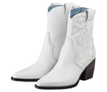 Cowboy Boots LUNA - WEISS