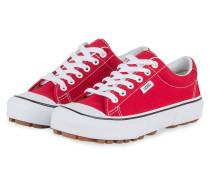 Sneaker STYLE 29 - ROT/ WEISS