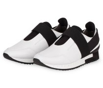 Sneaker RACE - SCHWARZ/ WEISS