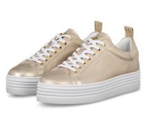 Plateau-Sneaker ORLANDO - GOLD