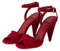 Sandaletten FAIRY - ROT
