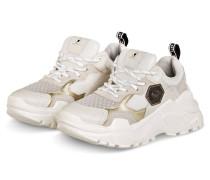Sneaker SUPER FUTURA - WEISS