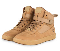 Hight-Top-Sneaker CITYROAM - CAMEL