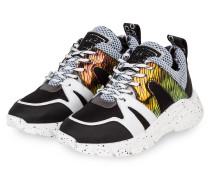 Sneaker - SCHWARZ/ WEISS/ GELB