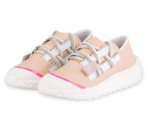 Plateau-Sneaker URCHIN - NUDE/ WEISS
