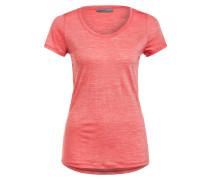 T-Shirt SPHERE SCOOP mit Merinowolle