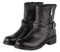 Boots im Biker-Stil - 900 BLACK