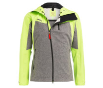 Outdoor-Jacke MATT im Materialmix