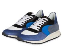 Sneaker MONTECARLO - BLAU/ GRAU/ SCHWARZ