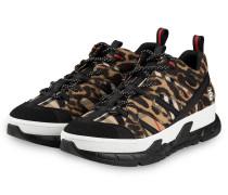 Sneaker UNION - SCHWARZ/ CREME/ BEIGE