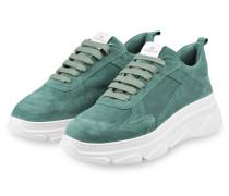 Plateau-Sneaker - GRÜN
