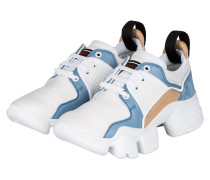 Sneaker JAW - WEISS/ BLAU/ BEIGE