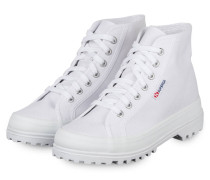 Hightop-Sneaker 2341 COTU ALPINA - WEISS