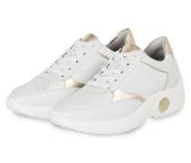 Plateau-Sneaker VILINA - WEISS