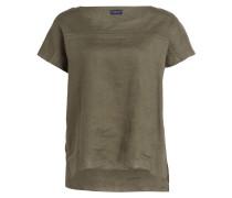 Leinenshirt - khaki
