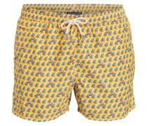 Badeshorts SEVENTY BEACH - gelb/ blau
