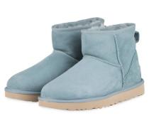 Boots CLASSIC MINI II - HELLBLAU