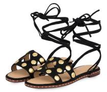 Sandalen FIOU - schwarz