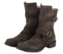 Boots ETERNITY - GRAU VELOURS