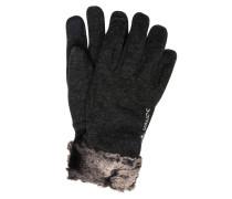Handschuhe TINSHAN mit Fellbesatz