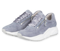 Plateau-Sneaker ULTRA - BLAUGRAU