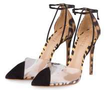 Pumps - TRANSPARENT/ SCHWARZ/ BEIGE