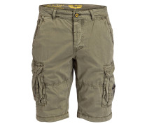 Cargo-Shorts - khaki
