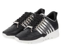 Sneaker - SCHWARZ/ SILBER METALLIC