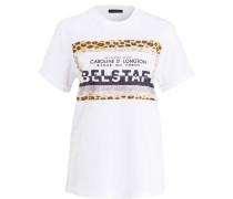 T-Shirt PERRINS LEOPARD