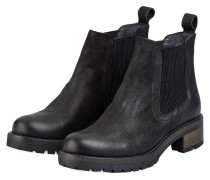 Chelsea-Boots MONICA - SCHWARZ
