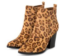 Cowboy Boots JUSTINA - CAMEL/ BRAUN