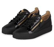 Sneaker FRANKIE - SCHWARZ/ GOLD