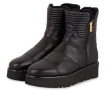Plateau-Boots OSLO - SCHWARZ