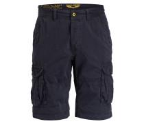 Cargo-Shorts - dunkelblau