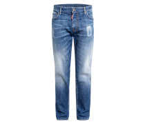 Destroyed Bootcut Jeans I LOVE D2 Extra Slim Fit