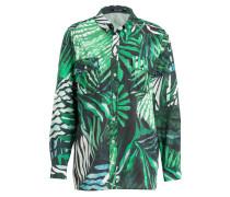 Bluse - grün/ dunkelgrün/ hellgrün
