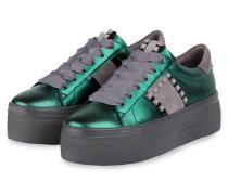 Plateau-Sneaker BIG - GRÜN
