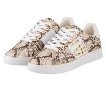Sneaker BRANDIA - WEISS/ BRAUN