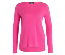 Cashmere-Pullover - neonpink
