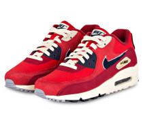 Sneaker AIR MAX 90 PREMIUM SE - ROT