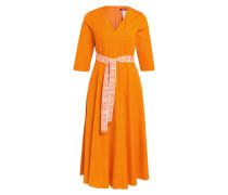 Kleid AGRUME mit 3/4-Arm