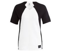 T-Shirt EQT - schwarz/ weiss