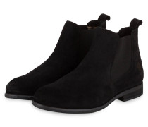 11bca489a62e2d Chelsea-Boots MATHILDE - SCHWARZ. Apple of Eden