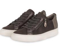 Plateau-Sneaker - ANTHRAZIT