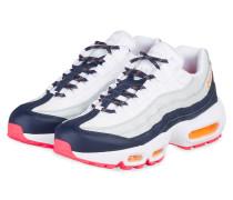 Sneaker AIR MAX 95 - WEISS/ NAVY/ PINK