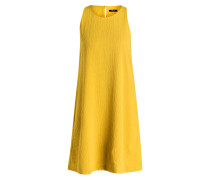 Kleid WERIA - senfgelb