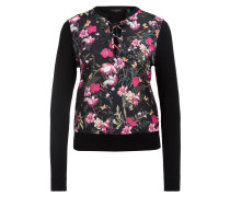 Pullover GRACIIY im Materialmix