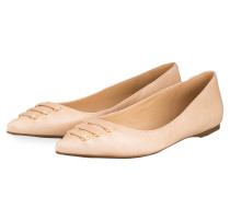 Ballerinas MARCY - LIGHT KHAKI