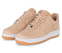 Sneaker AIR FORCE 1 '07 PREMIUM - NUDE