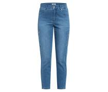 7/8-Jeans ORNELLA CARGO Slim Fit